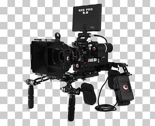 Video Cameras Camera Lens Photographic Film RED EPIC-W PNG