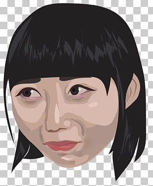 Facial Hair Face Cheek Eyebrow Facial Expression PNG