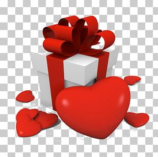 Gift Birthday Love Valentine's Day Paper PNG