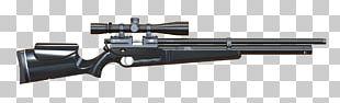 Gun Barrel Air Gun M4 Carbine Rifle PNG