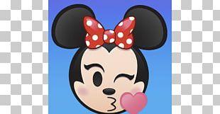 Minnie Mouse Mickey Mouse Disney Emoji Blitz Balloon PNG