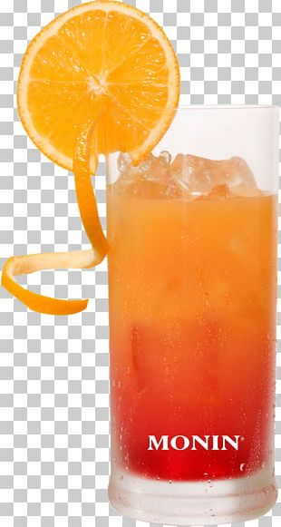 Tequila Sunrise Orange Juice Cocktail Sex On The Beach PNG