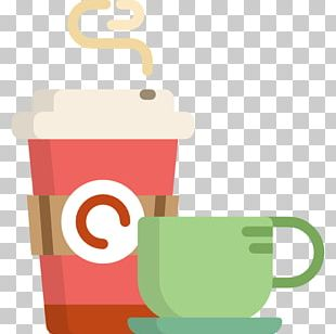 Coffee Cup Tea Cafe Icon PNG