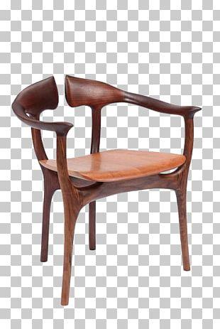 Wegner Wishbone Chair Furniture Wood Designer PNG