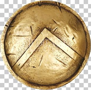 Spartan Army Shield Ancient Greece Hoplite PNG