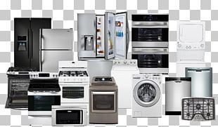 Home Appliance Washing Machines Clothes Dryer Refrigerator Major Appliance PNG