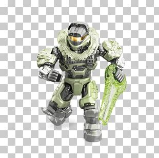 Mega Brands Toy Halo: Spartan Assault United States 343 Industries PNG