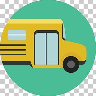 School Bus Computer Icons Transport Car PNG