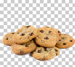 Chocolate Chip Cookie Gocciole Biscuits Food PNG