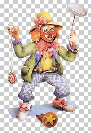 Clown Circus Photography PNG