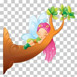 Fairy Sticker Wall Decal Child PNG