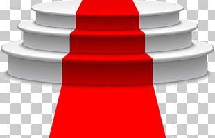 Light Podium Red Carpet PNG