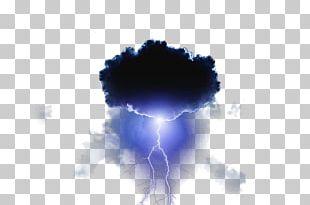 Cloud Lightning Sky Thunder Rain PNG