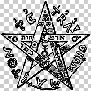 Dogme Et Rituel De La Haute Magie Book Four Pentagram The Ritual Of Transcendental Magic PNG