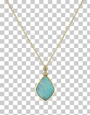 Turquoise Earring Necklace Jewellery Charms & Pendants PNG