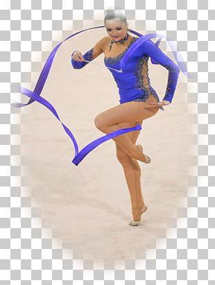 Ribbon Rhythmic Gymnastics Dance Sport PNG
