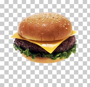 Cheeseburger Hamburger Veggie Burger Buffalo Burger McDonald's Big Mac PNG