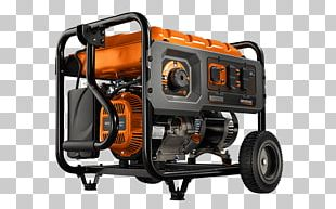 Electric Generator Engine-generator Generac Power Systems Watt Ampere PNG