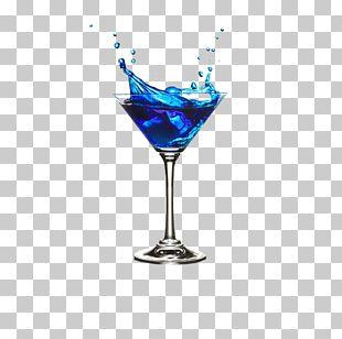 Cocktail Blue Hawaii Distilled Beverage Vodka Kamikaze PNG