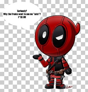 Deadpool Spider-Man Cartoon Drawing Comics PNG