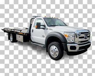 Car Tow Truck Towing Vehicle Van PNG