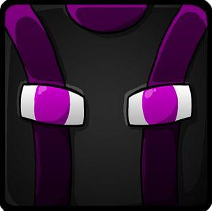 Pink Purple Font PNG