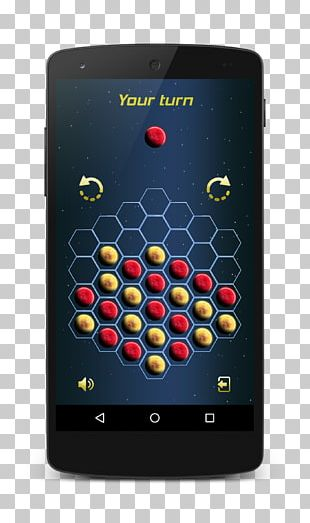 Feature Phone Connect Four Smartphone Mobile Phones Game PNG