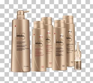 Keratin Beauty Parlour Shampoo Brazilian Hair Straightening PNG