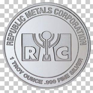Republic Metals Corporation Bullion Precious Metal Silver PNG