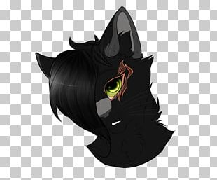 Whiskers Cat Horse Snout Cartoon PNG
