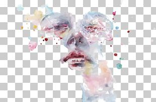 Watercolor Painting Artist PNG