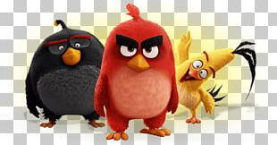 Angry Birds Movie Group Photo PNG