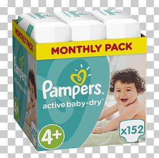 Diaper Pampersi Mini PNG