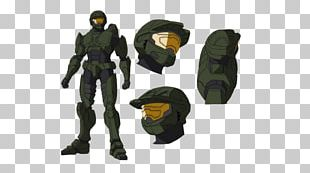 Master Chief Petty Officer Halo 4 Soldier Spartan PNG