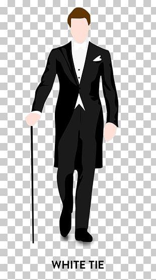 Tuxedo White Tie Dress Code Casual Formal Wear PNG