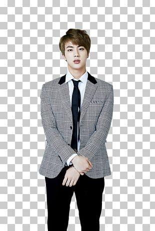 Jin BTS Suit K-pop PNG