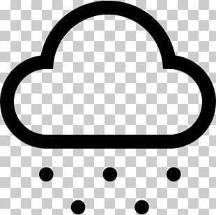 Hail Cloud Rain Snow Weather PNG