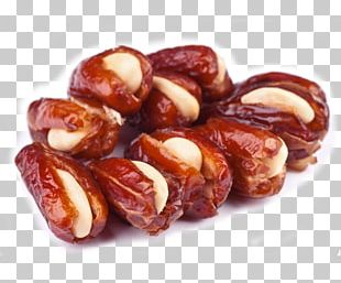 Stuffing Date Palm Almond Dried Fruit Nut PNG