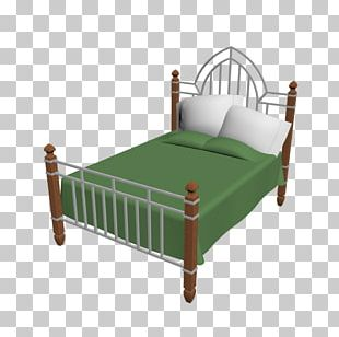 Bed Frame Table Furniture Daybed PNG