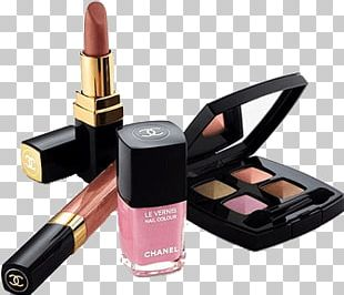 Chanel Makeup Kit Products PNG