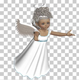Angel Dress 3D Computer Graphics PNG