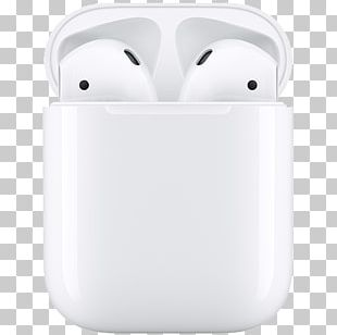 AirPods Headphones Headset Wireless Bluetooth PNG