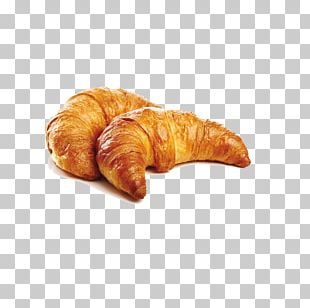 Croissant Puff Pastry Bakery Bread Butter PNG