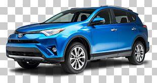 2017 Toyota RAV4 Hybrid 2018 Toyota RAV4 Hybrid 2016 Toyota RAV4 Hybrid Car PNG