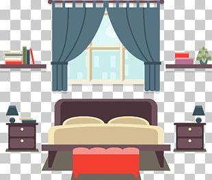Bedroom Furniture Sets Interior Design Services PNG