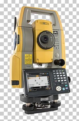 Total Station Topcon Corporation Surveyor Topcon Positioning Systems PNG