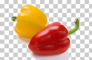 Bell Pepper Habanero Chili Pepper Peperoncino Red PNG