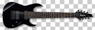 Ibanez RG8 Electric Guitar Eight-string Guitar Musical Instruments PNG