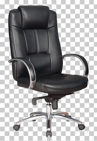 Office Chair Table Swivel Chair PNG