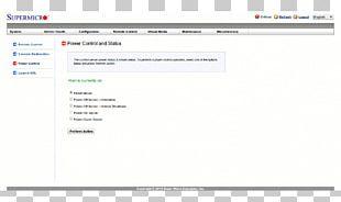 Web Page Computer Program Screenshot Multimedia Computer Software PNG